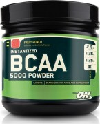 BCAA 2:1:1 Optimum Nutrition BCAA Powder  (380 г)
