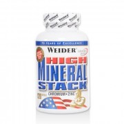 Минералы Weider High Mineral Stack  (120 капс)
