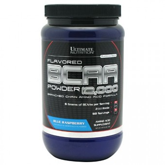 Хиты продаж Ultimate BCAA 12000  (457 г)