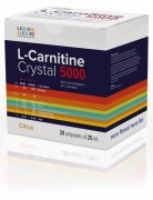 Л-карнитин Liquid & Liquid  L-Carnitine Crystal 5000  (25 мл)