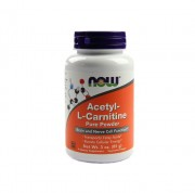 Ацетил-Л-карнитин NOW Acetyl-L-Carnitine Pure Powder   (85g.)