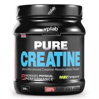 Креатин моногидрат VP Laboratory Pure Creatine  (500 г)