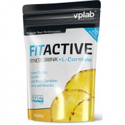 Изотоники VP Laboratory Fit Active + L-Carnitine  (500 г)