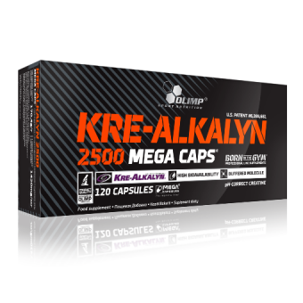Kre-Alkalyn Olimp Kre-Alkalyn  (120 капс)