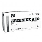 Аргинин Fitness Authority Arginine AKG 1250  (120 таб)